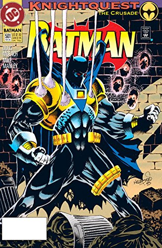 Batman-Knightfall-Omnibus-Vol-2-Knightquest-Batman-Knightfall-Omnibus-Knightquest