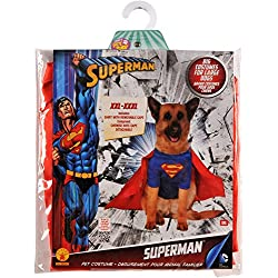 Rubie's Superman Pet Costume For Big Dogs-Extra Extra Large