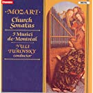 Mozart: Church Sonatas (Complete)