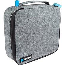Gopole Venture Unisex para adulto de almacenamiento caso–gris, un tamaño