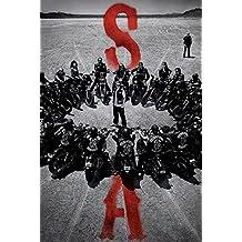 Grupo Erik Editores   Poster Sons Of Anarchy Circle