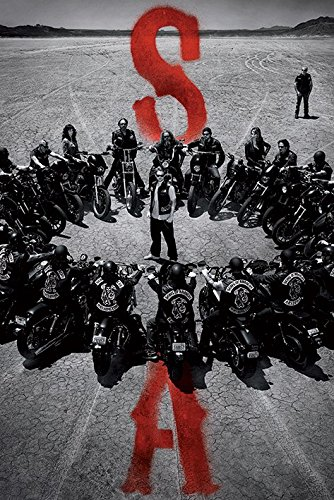 Grupo-Erik-Editores-Sons-Of-Anarchy-Circle-Poster