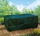 Abdeckungen für Gartentisch XL Tisch Schutzhülle Gartentisch Abdeckung rechteckig XL