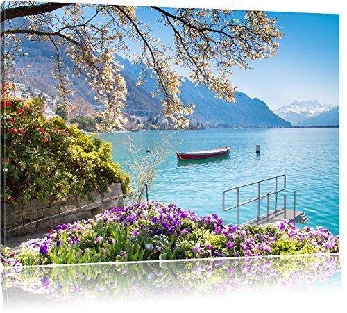 lago-di-ginevra-sotto-il-sole-formato-60x40-su-tela-xxl-enormi-immagini-completamente-pagina-con-la-
