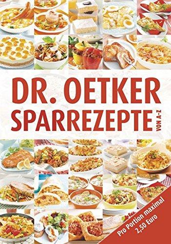 Image of Sparrezepte von A-Z (A-Z Reihe)