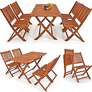 Wooden Garden Furniture Dining Set Sydney Light Outdoor Living P