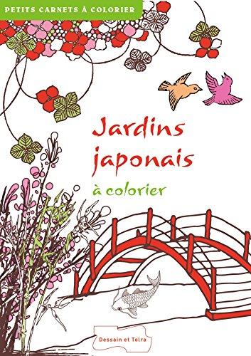 Jardins japonais à colorier par Collectif