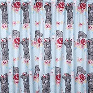 Character World 54-inch Me To You Scrumptious Curtains, Multi-Color