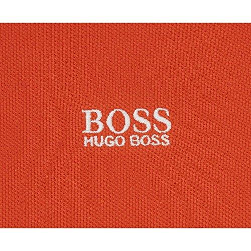 Hugo Boss - Polo - Bébé (garçon) 0 à 24 mois Orange - Pêche
