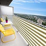 Signstek durevole schermo Privacy per balcone ringhiera Pool patio Deck Fence, rete schermo con occhielli in alluminio