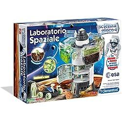 Clementoni 13917 Kit de experimentos Juguete y Kit de Ciencia para niños - Juguetes y Kits de Ciencia para niños (Biología, Kit de experimentos, 7 año(s), Niño/niña,, 451 mm)