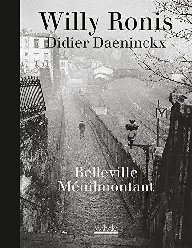 Belleville-Ménilmontant par Didier Daeninckx