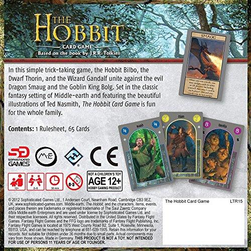 Imagen 1 de El Juego de Cartas Hobbit