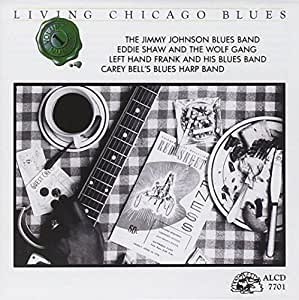 Living Chicago Blues/Vol. 1 [Import allemand]