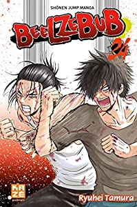 Beelzebub Edition simple Tome 24
