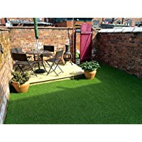 """Seville 15mm Pile Height Artificial Grass 
