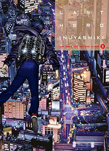Last Hero Inuyashiki Edition simple Tome 8