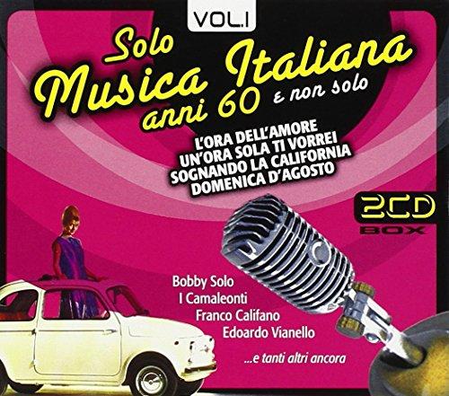 Solo Musica Italiana Anni 60 Vol.1