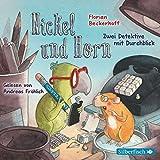 Nickel & Horn: Zwei Detektive mit Durchblick: 2 CDs