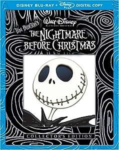 Nightmare Before Christmas [Blu-ray]