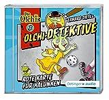 Olchi-Detektive 2 Rote Karte für Halunken (CD): Hörspiel, ca. 60 Min.