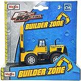 Maisto Builder Zone Forklift Die Cast To...