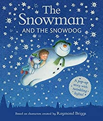 The Snowman and the Snowdog Pop-up Picture Book by Raymond Briggs (2015-10-01)