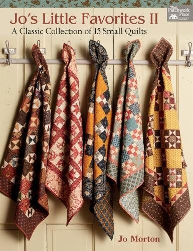 Little Bear Kostüm - Jo's Little Favorites II: A Classic Collection of 15 Small Quilts
