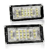 LED Kennzeichenbeleuchtung mit Zulassung Canbus Plug&Play V-030101