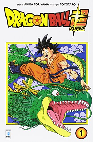 Dragon Ball Super: 1
