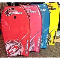 """Cuerpo juntas 42""""sola Wave Maniac disponible en colores. Regalo ideal para Navidad., azul, 42"""""""
