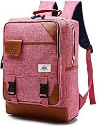 206 Bolso del ordenador portátil bolso ocasional al aire libre de la mochila de la mochila de la escuela de Oxford unisex…