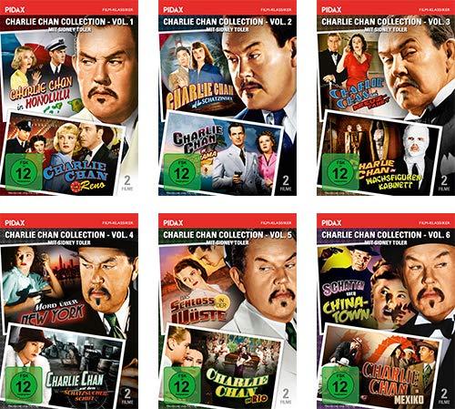 Collection - Gesamtedition (6 DVDs)