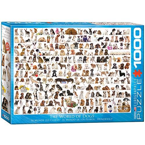 Eurographics 6000-0581 - Puzzle (1000 Piezas)