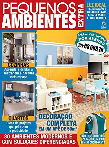 Pequenos Ambientes Extra 13 (Portuguese Edition) por On Line Editora