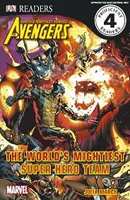 Marvel Avengers The World's Mightiest Super Hero Team (DK Readers Leve