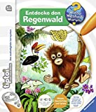 tiptoi® Entdecke den Regenwald (tiptoi® Wieso? Weshalb? Warum?, Band 19) - Inka Friese