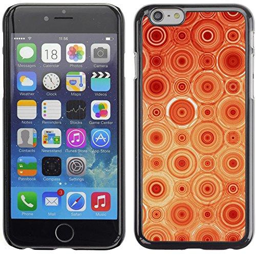 Graphic4You COLOR TRIANGLES Muster Harte Hülle Case Tasche Schutzhülle für Apple iPhone 6 Plus / 6S Plus Design #3