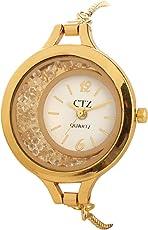 Cardinal American Diamond Stylish Latest Design Designer Bracelet Watch for Women/Girls