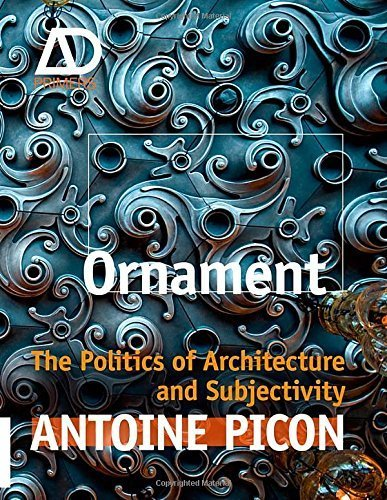 Ornament: The Politics of Architecture and Subjectivity 1st edition by Picon, Antoine (2013) Paperback