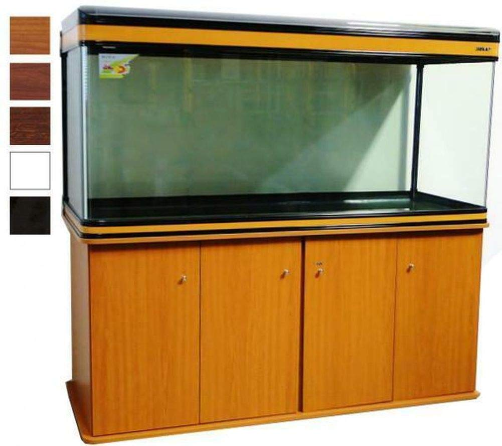 Pet's House 520L Cabinet Aquarium Fish Tank Tropical/Marine 153cm 5ft with LED Lighting