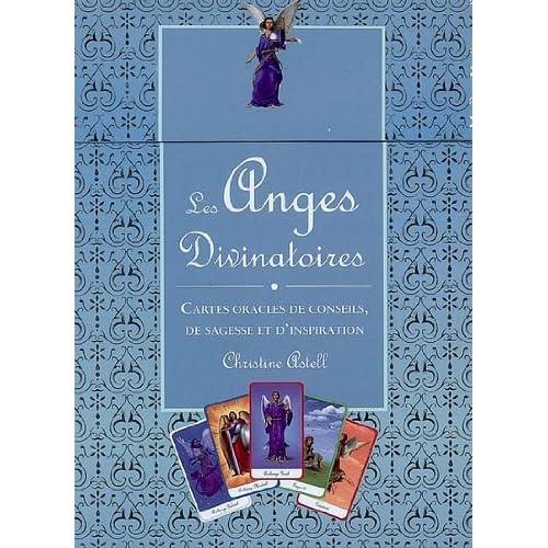 Les anges divinatoires : Cartes oracles de conseils, de sagesse et d'inspiration