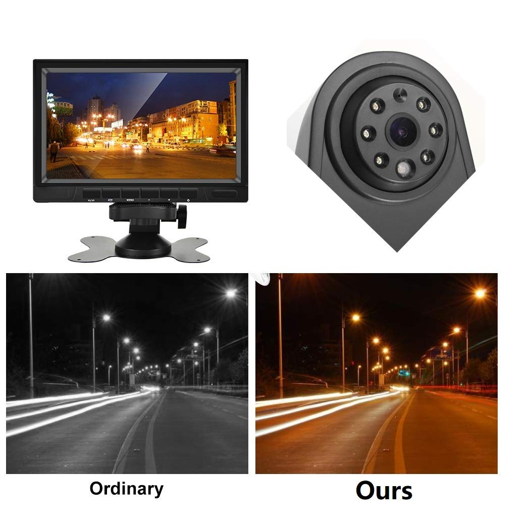 HD-720p-Rckfahrkamera-fr-MB-Mercedes-Benz-W906-Sprinter-1500-2500-VW-Crafter-Transporter-3-Bremsleuchte-Rckfahrkamera-Kit-mit-178-cm-7-Zoll-LCD-Monitor-wasserdicht-Nachtsicht-Rckfahrkamera