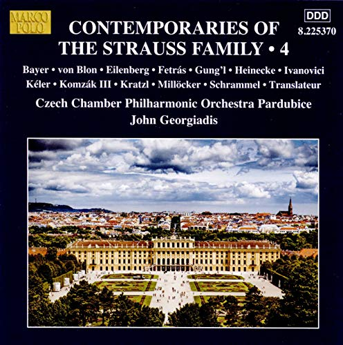 Contemporaries of the Strauss Family,Vol.4