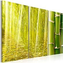 Impresion en calidad fotografica + 3 partes + Naturaleza + cuadro 030210-60 + 60x40 cm +++ GRAN VARIEDAD DE CUADROS Y IMPRESOS ARTÍSTICOS EN NUESTRA TIENDA VIRTUAL +++
