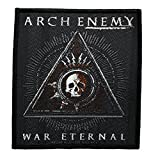 Arch Enemy Aufnäher - This Is Fucking War - Arch Enemy Patch - Gewebt & Lizenziert !!