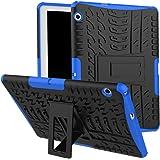 Skytar Funda para Huawei MediaPad T3 10,Hybrid Dura Layer Protección de Policarbonato Duro + TPU Silicona Protección Cover Ca
