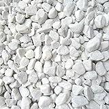 1kg Dekosteine weiß 7-15mm