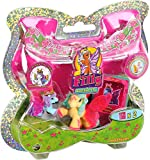 Dracco M770040 - Spielset Mutter mit 1 x Baby Filly Butterfly