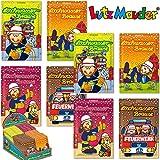 8 x * FEUERWEHR BRAUSE * ┃ Mitgebsel Kindergeburtstag ┃ Süßigkeiten mit 4 Geschmäcker ┃ Hersteller aus Deutschland ┃ Kinder lieben diese Brause